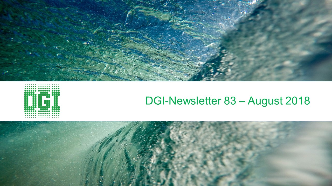 DGI-Newsletter 83- August 2018