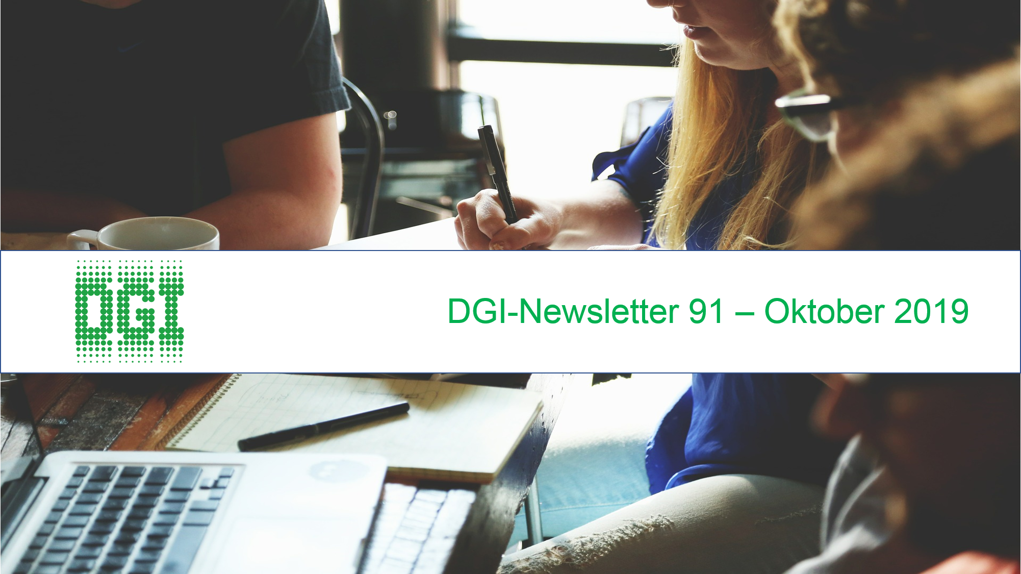 DGI-Newsletter 91 – Oktober 2019
