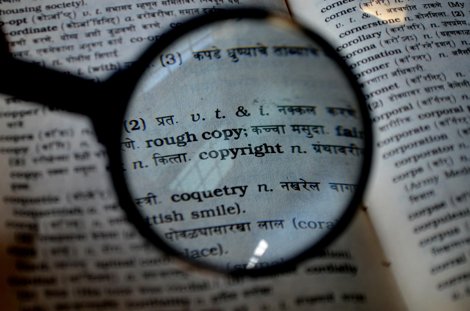 Finger weg vom Risiko – Urheberrecht in Unternehmen