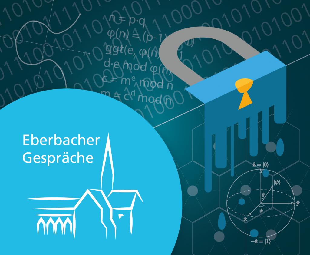 Symbolbild Eberbacher Gespräch zur Kryptograghie